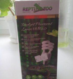 УФ лампа для рептилий