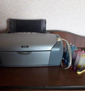 Принтер EPSON R220