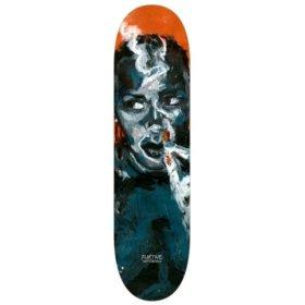 Скейтборд (дека) Furtive Skateboards 2018