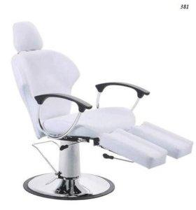 Педикюрное кресло Barber Chair на гидравлике !