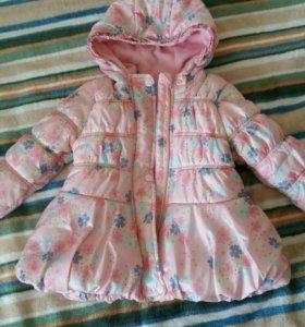 Куртка демисезонная р. 80
