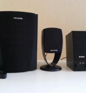 Компьютерная акустика Microlab - Sven
