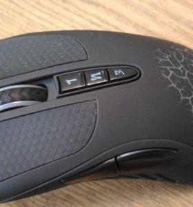 Игроаая мышь а4tech a9