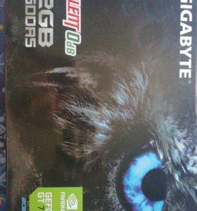 Продаю видеокарту новую с гарантией gt 710