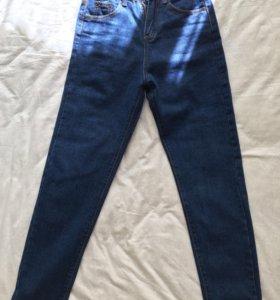 Новые джинсы Mom