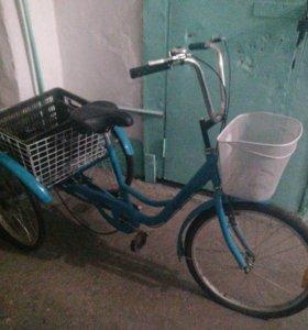 Велосипед дачный