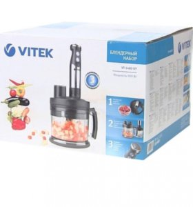 Кухонный процессор Vitelli VT-1480