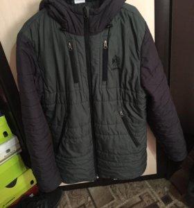 Куртка зимня)