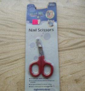Ножницы для подстригания когтей собак и кошек.