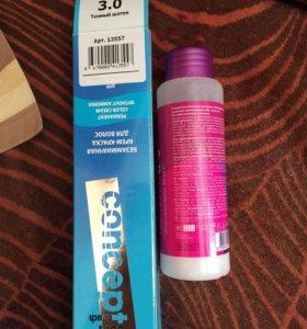 Безаммиачная краска для волос+ оксид 6%