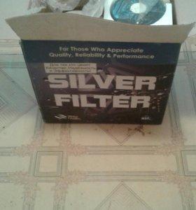 Фильтр очиститель для воды новый с документами