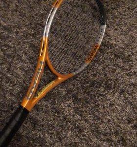 Теннисная ракетка Мыскиной