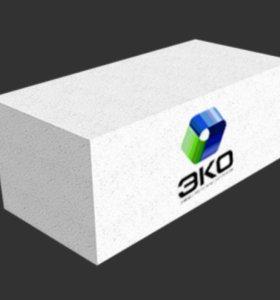 Блоки ЭКО 600х300х200