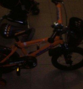 Велосипед Новый . Куплен за 3900