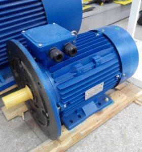 Электродвигатель новый.18.5 квт 1500 оборотов
