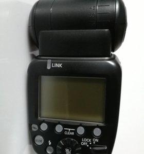 Вспышка Canon 600 EX-RT