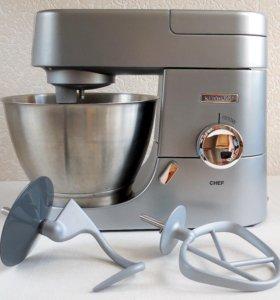 Кухонная машина Kenwood Chef KVC 3100S + блендер
