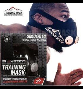 Training mask 2.0💪🏻