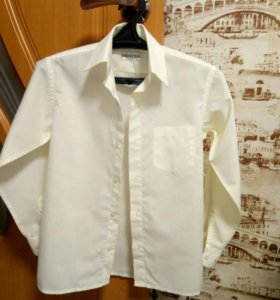 Рубашка на мальчика на 128-134см