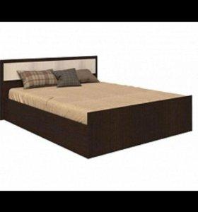 Кровать 160 с матрасом в Москве или Подмосковье