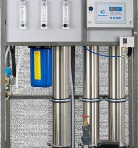 Установка обратного осмоса WWRO-6001. Фильтр воды