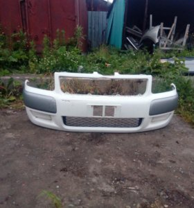 Бампер на тойота сусид 50,55 кузов