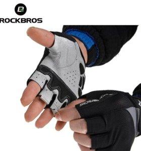 Спортивные перчатки велосипедиста