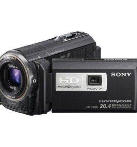 Видеокамера Sony HDR-PJ580ve