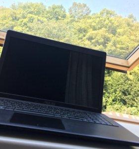 Ноутбук Asus x 55u