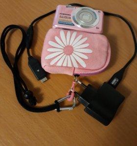 Фото-видеокамера Samsung ES65