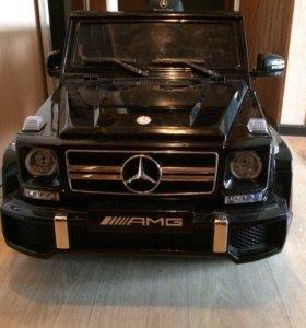 Электромобиль Mercedes G-Class, Porsche,багги 4х4