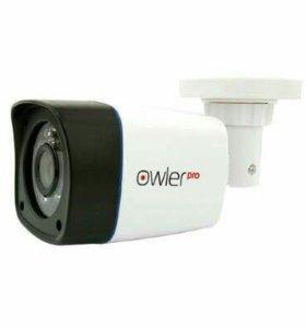Камера видеонаблюдения уличная