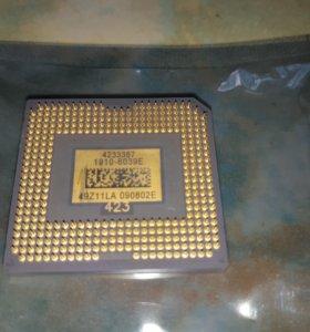 Замена DMD чипа в проекторах