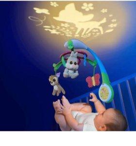 Игрушка- проектор «Бемби»