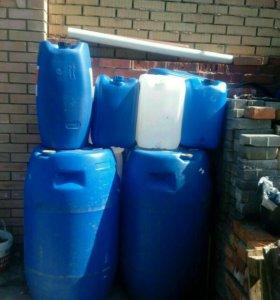 Канистры бу 25, 30, 200 литров