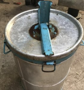 Бак алюминиевый на 40 литров