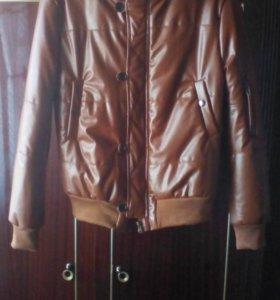 Куртка новая 46_48 размер.