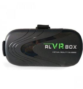 RL VR BOX - VIRTUAL REALITY GLASSES