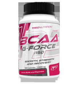BCAA G-FORCE 1150 90 капс.