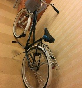 Велосипед женский Stark Indy Lady Single 2016