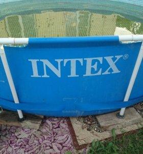 Бассейн INTEX 3,6x0,78 м.