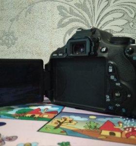 Canon 600d +50мм +тамрон 18-200 + макро кольца