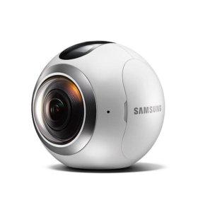 Панорамная камера Samsung Gear 360 SM-C200 б/у