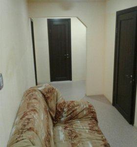 Квартира, свободная планировка, 124 м²