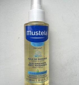 Масло для массажа Mustela