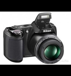 Фотоаппарат Nikon L320