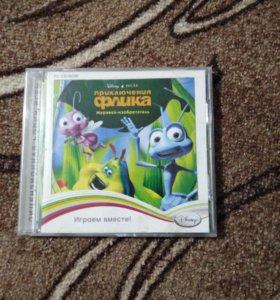 Продам диск Приключения Флика