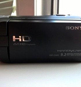 Full-HD видеокамера Sony HDR-CX405