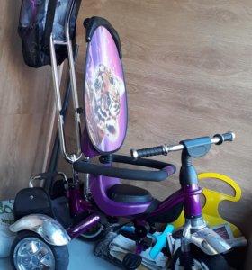 Велосипед Capella 3-х колёсный
