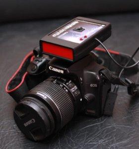 Фото-триггер для съемки молний